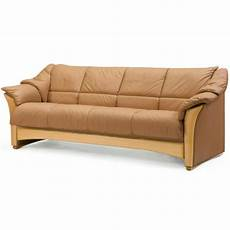 ekornes oslo leather sofa set collier s furniture expo