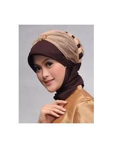 Contoh Model Jilbab Wisuda