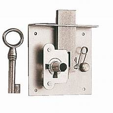 serrure ancienne meuble serrure 224 entailler pour meuble ou tiroir rustique 70mm