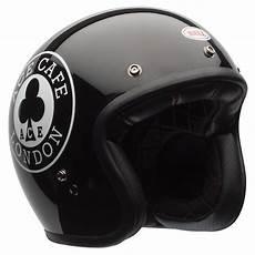 casque jet bell bell custom 500 ace cafe le helmet revzilla