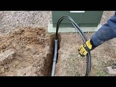 Running Electrical Wire Underground To Garage Tcworks Org