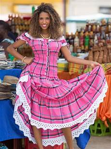 Robe Antillaise Pas Cher Robe Creole Cr 233 Oles Fashion Fashion Et