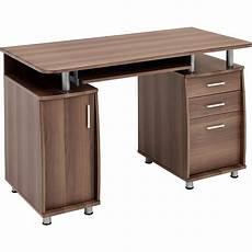 Computertisch Schreibtisch Arbeitsplatz Unterschrank