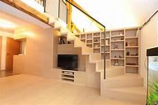 Treppe Mit Schrank - treppe mit schrank und regale