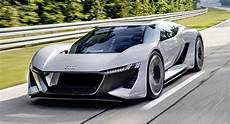 third gen audi r8 to be all electric with up to 1000 hp carscoops