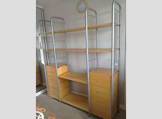 Ikea bedroom shelf and storage unit. Perfect condition
