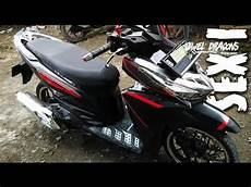 Modif Honda Vario 150 Minimalis