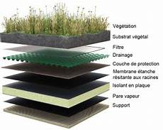 toit terrasse vegetal toit v 233 g 233 talis 233 toit vegetalise etancheite terrasse