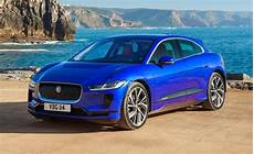 2019 Jaguar I Pace Gets Official 234 Mile Range Rating