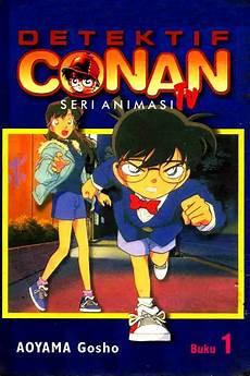 Detektif Conan Tantangan Dari Conan Edogawa