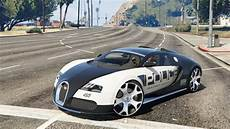 Bugatti Veyron Speed by Bugatti Veyron Need For Speed Pursuit Gta V