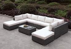 Sofa And Coffee Table somani cm os2128 3 outdoor sectional sofa coffee table set