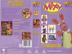 abc mixy presents more favorites video vhs pal ebay