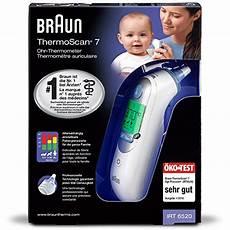 fieberthermometer ohr test fieberthermometer braun thermoscan 7 infrarot