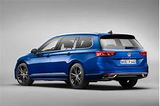 Volkswagen Passat 2019 Saloon And Estate The Story
