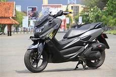 Modifikasi Yamaha Nmax by Modifikasi Yamaha Nmax Malah Pake Setang Special Engine