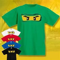 T Shirt Malvorlagen Kostenlos Ninjago Childrens Ninjago T Shirt Cool 3 15 Ebay