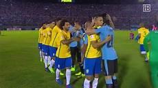 wm quali 2018 uruguay vs brasilien 1 4 wm quali 2018 s 252 damerika hd