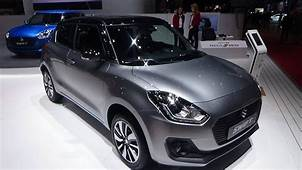 The New Suzuki Swift 2019 Sport Release Date And Specs