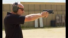 pistol shooting drill to improve accuracy shooting tips from sig sauer academy youtube