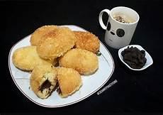 Resep Roti Goreng Isi Coklat Oleh Jeanny Prastiyono Cookpad