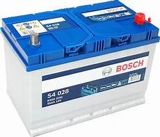 batteria auto bosch 0092s40280 batteria auto bosch silver s4 028 95 ah ere 830 en 12v pronto uso ebay