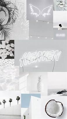 Iphone Aesthetic Wallpaper White