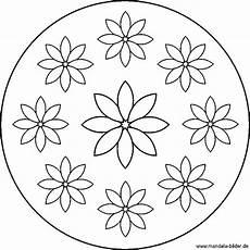 Kostenlose Ausmalbilder Mandala Ausmalbilder Mandalas Blumen Ausmalbilder