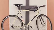 Fahrrad Wandhalterung Selber Bauen - diy tutorial fahrradhalterung selber bauen