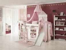 hochbetten mit rutsche prinzessinnen hochbett mit rutsche weiss rosa hochbett