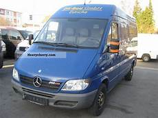 Mercedes Sprinter 213 2008 Auto Images And