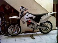Jupiter Mx Modif Supermoto by Modifikasi Yamaha Jupiter Mx Supermoto Thecitycyclist