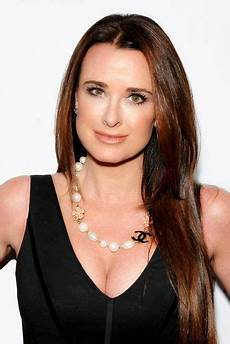 6 fabulous kyle richards hairstyles layers