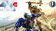 transformers the last transformers 5 the last optimus prime vs bumble bee
