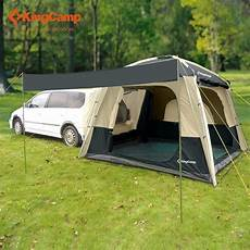 Kingc Cing Tent 5 Person Suv Car Tent For Outdoor