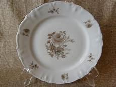 Winterling China Bavarian Bouquet Dinnerplate