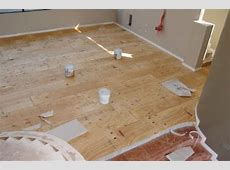 Installing Plywood Flooring Over Concrete  ? Plywood Guide