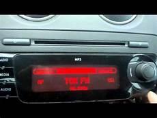 jak ustawic radio seat ibiza 6j