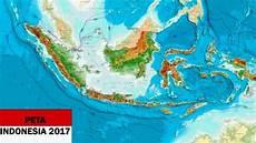 Peta Baru Indonesia Batas Laut Dan Kepulauan Nusantara