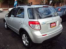 2009 Suzuki Sx4 Jx Awd New Tires Rust Proofed