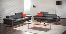 canapé 3 places design canap 233 cuir design 3 places dreamline assises motoris 233 es