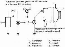 Suzuki Samurai Alternator Wiring Diagram Wiring