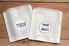Wedding Stickers For Gift Bags