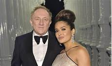 salma hayek s husband and kering pledge coronavirus donations