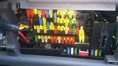 Fuse Board Electric Windows Peugeot Forums