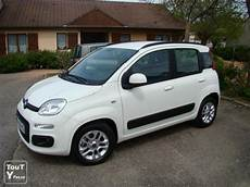 voitures occasion fiat panda blanche 2012 mitula voiture