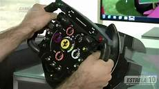 volante ps3 f1 volante para jogos f1 pc ps3 t500 thrustmaster