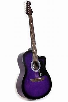 purple guitar lindo 933c acoustic guitar purple lindo guitars