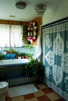 ideas for bathroom decorating themes 58 bright bohemian bathroom design ideas digsdigs