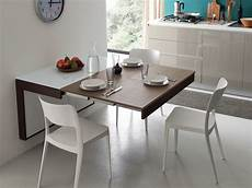 table murale extensible wall mounted extending kitchen table fortune by ideas